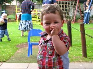 The littlest Sam