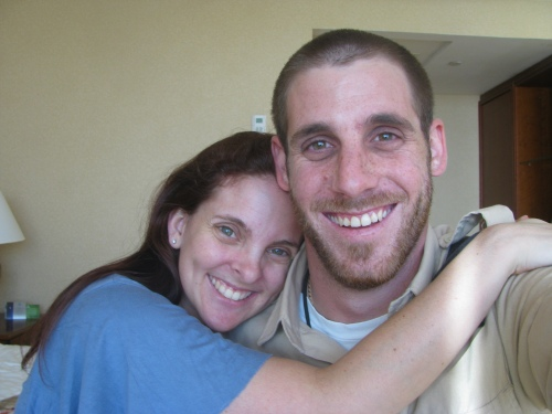 Matt and me!